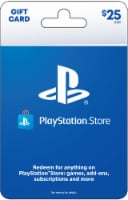 Sony Playstation Gift Card $25