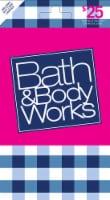 Bath & Body Works $25 Gift Card