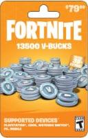 Fortnite V-Bucks $79.99 Gift Card - 1 ct