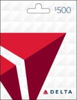 Delta $500 Gift Card