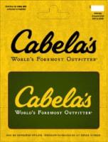 Cabela's $15-$500 Gift Card