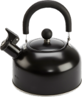 GoodCook® Tea Kettle - Black