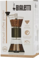 Bialetti Manual Coffee Grinder - Black