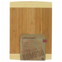 Good Cook 100% Genuine Bamboo Cutting Board