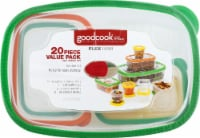GoodCook® Flex Trim Food Storage Value Pack