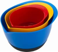 GoodCook® Touch Multi-Colored Mixing Bowls Set - 3 pc