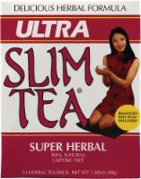Ultra Slim Tea Herbal Tea Bags