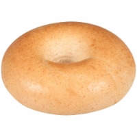 Pinnacle Foods Lenders Unsliced Wheat Bagel Shoppe Bagels, 4 Ounce -- 60 per case.