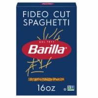 Barilla Fideo Cut Spaghetti Pasta