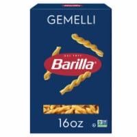 Barilla Gemelli Pasta