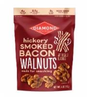Diamond of California Hickory Smoked Bacon Walnuts