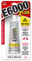 E6000 Plus Polymer - Clear