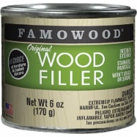 Famowood  Red Oak/Cherry  Wood Filler  6 oz. - Case Of: 1; - Count of: 1