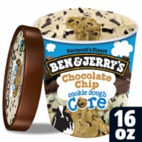 Ben & Jerry's Chocolate Chip Cookie Dough Core Ice Cream