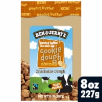 Ben & Jerry's Peanut Butter Chocolate Chip Cookie Dough Chunks