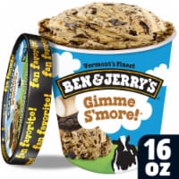 Ben & Jerry's Gimme S'More Ice Cream