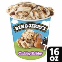 Ben & Jerry's Chubby Hubby Ice Cream - 1 pt