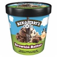 Ben & Jerry's Brownie Batter Core Ice Cream