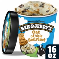 Ben & Jerry's Oat of this Swirled Ice Cream