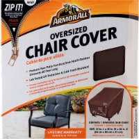 Armor All® Oversized Chair Cover - Brown
