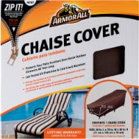 Armor All® Chaise Cover - Brown
