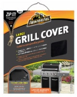 Armor All® Large Grill Cover - Black