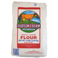 Hudson Cream Short Patent Flour