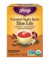 Yogi Slim Life Caramel Apple Spice Tea Bags