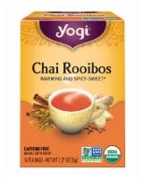 Yogi Chai Rooibos Caffeine Free Tea Bags