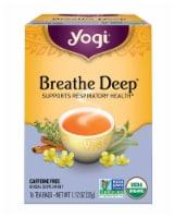 Yogi Breathe Deep Caffeine Free Tea Bags