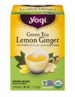 Yogi Lemon Ginger Green Tea
