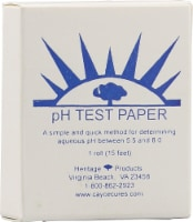 Htgprd Ph Testing Paper