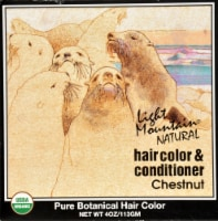 Light Mountain Chestnut Hair Color & Conditioner