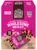 Second Nature® Gluten Free Wholesome Medley Mix Packs - 10 ct / 1.5 oz