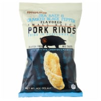 Southern Recipe Sea Salt & Cracked Black Pepper Pork Rinds