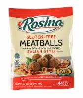 Rosina Italian Style Gluten-Free Meatballs - 22 oz