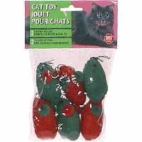 Spot Felt Mice Cat Toys