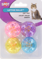 Spot Lattice Balls Cat Toys