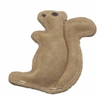 Ethical Dog-Dura-fused Leather Squirrel- Brown Small 4206