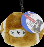 Spot Plush Football Dog Toy