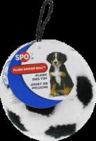 Spot Plush Soccer Ball Dog Toy