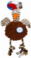 Spot Giggler Chicken Plush Dog Toy