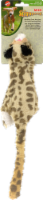 Spot Mini Skinneeez Jungle Cat Dog Toy