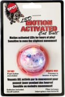 Spot LED Motion Activated Cat Ball - 1 ct