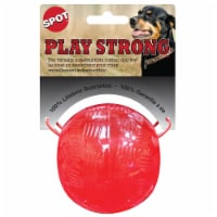 Spot Play Strong Rubber Dog Toy
