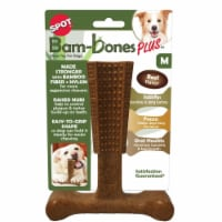 Ethical Products 8033772 0.3 lbs Spot Bam-Bones Plus Beef Dogs Chews