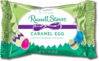 Russell Stover Milk Chocolate Covered Caramel Eggs
