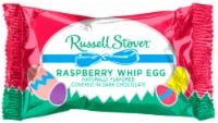 Russell Stover Dark Chocolate Covered Raspberry Whip Eggs