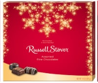 Russell Stover Assorted Fine Chocolates Holiday Box