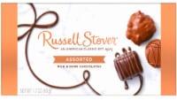 Russell Stover Assorted Milk & Dark Chocolates